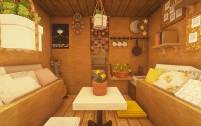 Fancy Minecraft Living Room Designs lindzlovelife