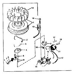 8 Hp Tecumseh Engine Parts Diagram