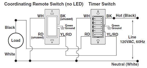 Leviton 3 Way Dimmer Switch Wiring Diagram Database