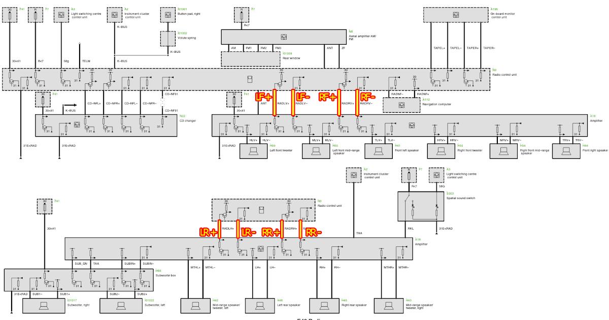[DIAGRAM] E46 M3 Wiring Diagram
