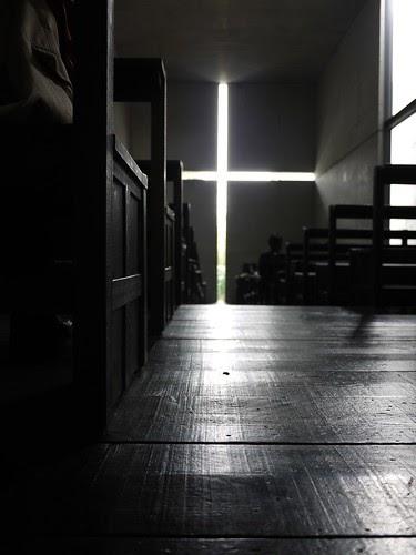 光說: 茨木春日丘教會│光之教堂
