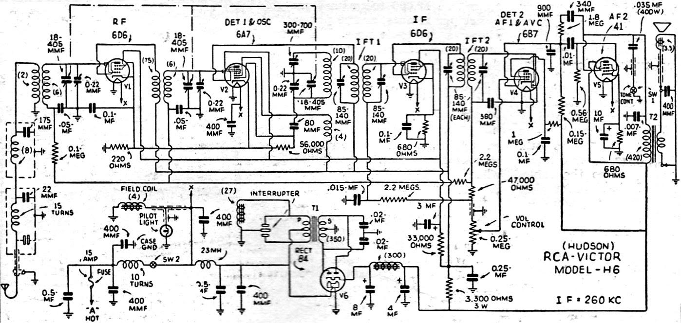 Wiring Diagram PDF: 1937 Dodge Wire Diagram