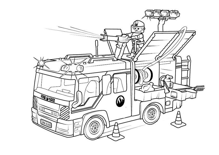 Playmobil Ritterburg Malvorlage - x13 ein Bild zeichnen