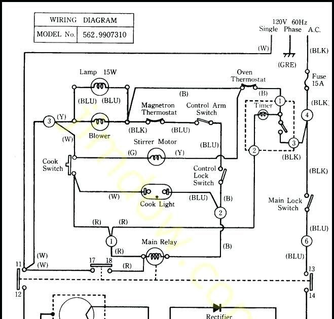 70 Luxury Microwave Fan Wiring Diagram