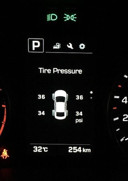 2013 Hyundai Elantra Tire Pressure : hyundai, elantra, pressure, Perfect, Hyundai:, Hyundai, Elantra, Pressure