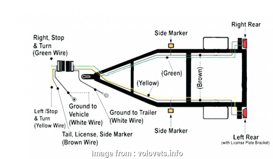 Flatbed Trailer Wiring Diagram