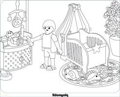 Playmobil Ausmalbild K He   Aglhk