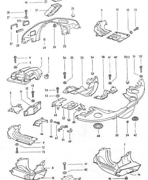 [DIAGRAM] 1974 Vw Beetle Engine Tin Diagram
