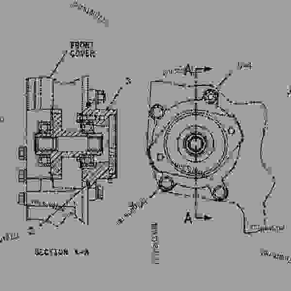 Bestseller: 3406e Caterpillar Engine Diagram
