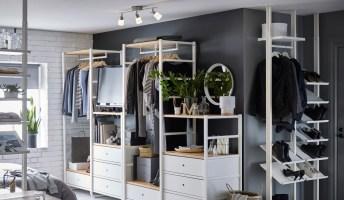 Begehbarer Kleiderschrank Dachschrage Ikea