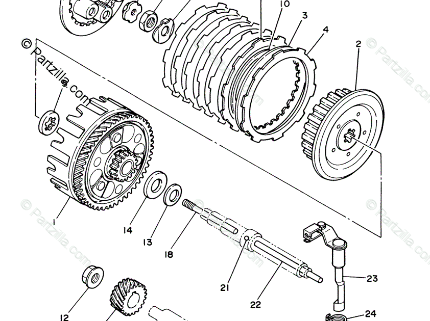 [DIAGRAM] 1991 Yamaha Blaster Wiring Diagram FULL Version