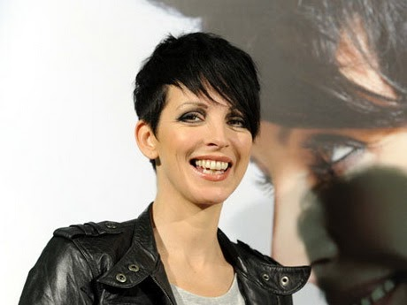Aktuelle Frisur Sängerin Nena