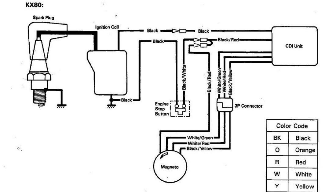 2 Stroke Wiring Diagram