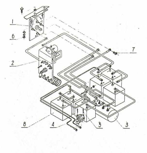 27+ Pargo Golf Cart Wiring Diagram For Battery