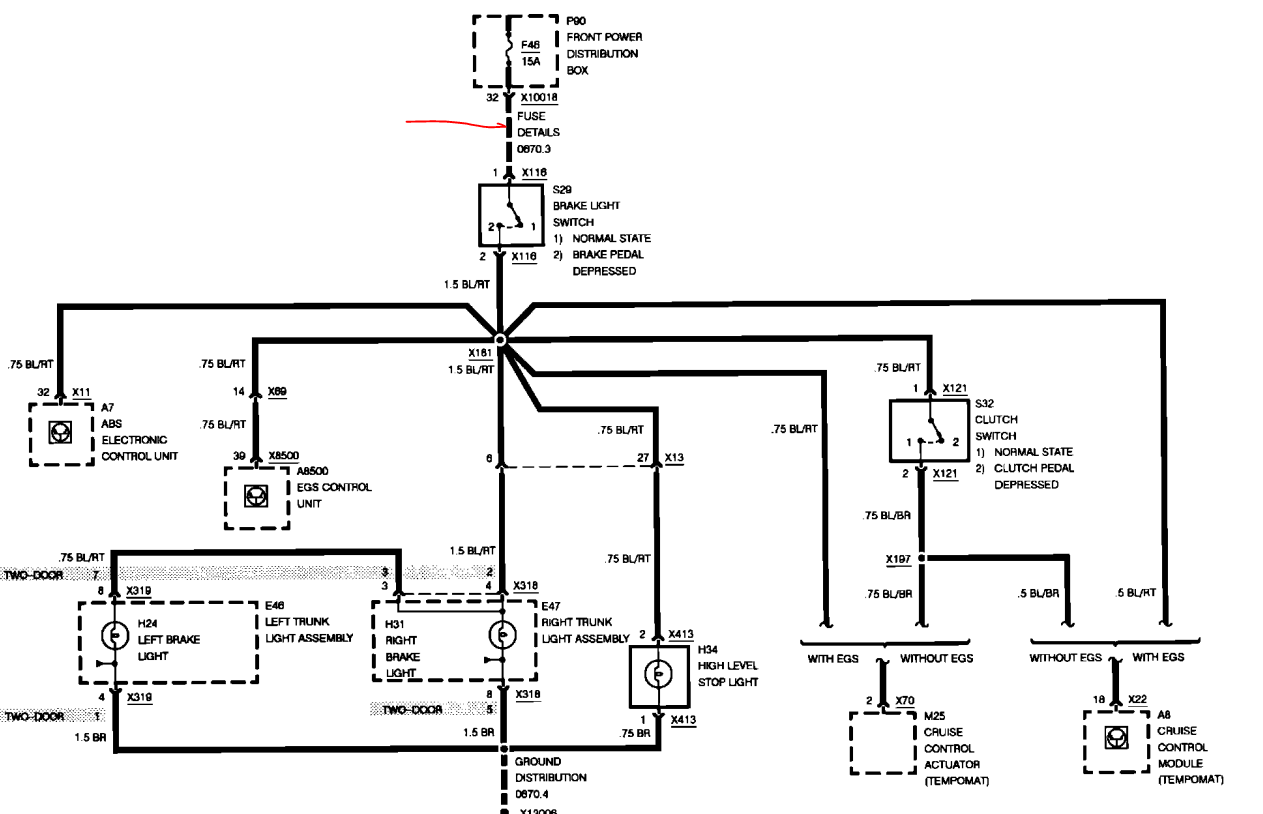Youan: Wiring Diagram Bmw E30 M40