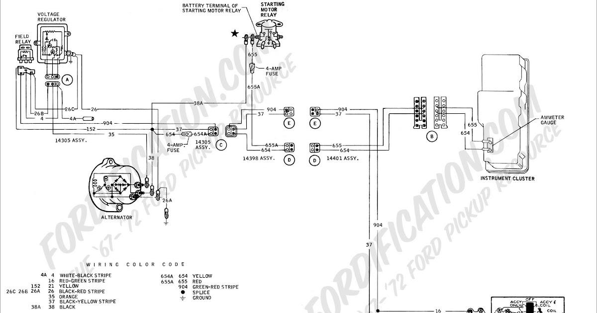 Ford F100 Alternator Wiring Diagram Epub Download ~ 314