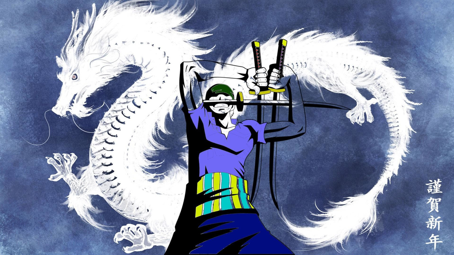 The one piece haki is a mysterious power, and the limits of haki depend on each individual. One Piece Haki Wallpaper