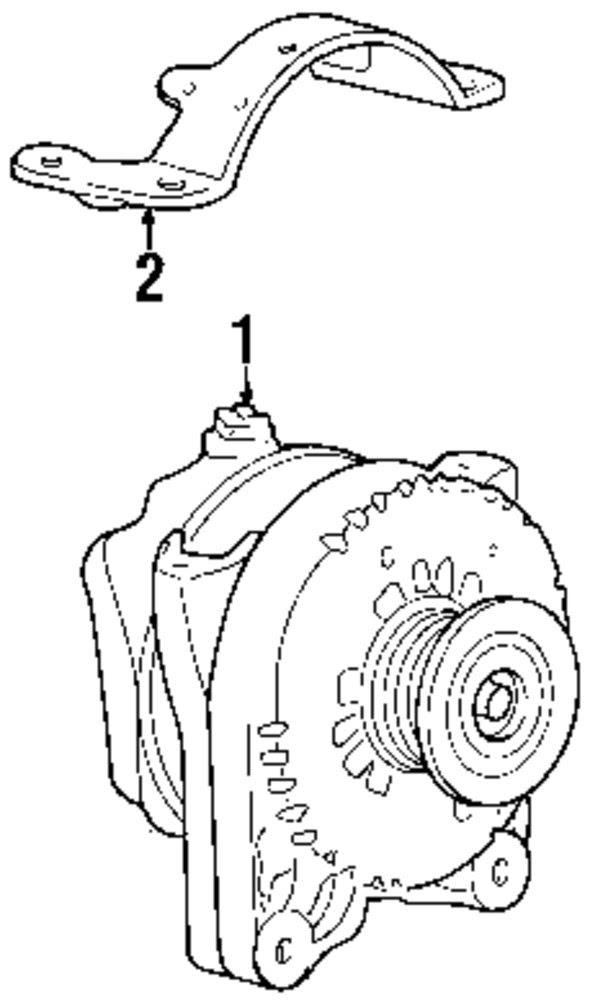 1997 Ford Contour Engine Diagram
