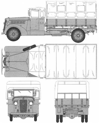 Nephew blog: ton truck