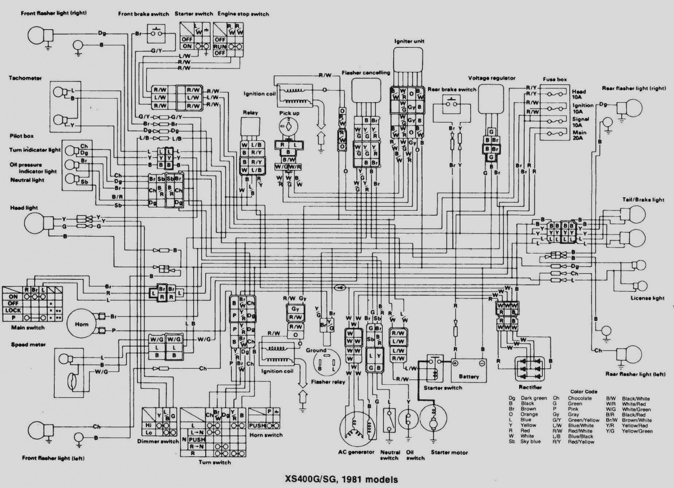 [DIAGRAM] Wiring Diagram With Schematics For A 1998 400