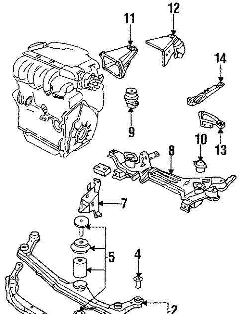 1998 Jetta 2 0 Engine Diagram : 95 Vw 2 0 Jetta Engine