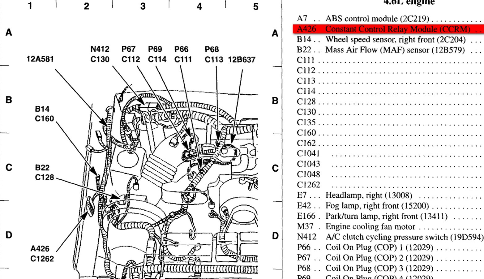 [DIAGRAM] 2000 Ford Excursion Trailer Ke Wiring Diagram