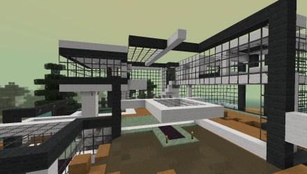Minecraft Modern House Bedroom Design Design For Home