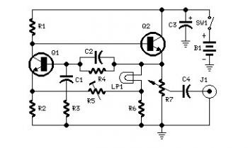 1KHZ Sine Wave Generator Circuit « Audio Circuit