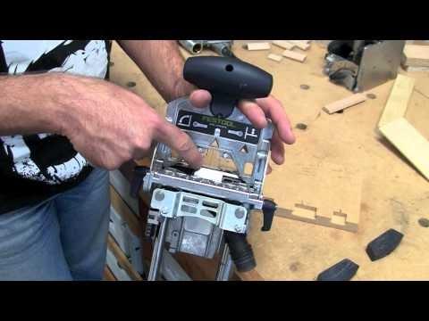 Seneca Woodworking Small Mortise Kit For Festool Domino Xl Df 700