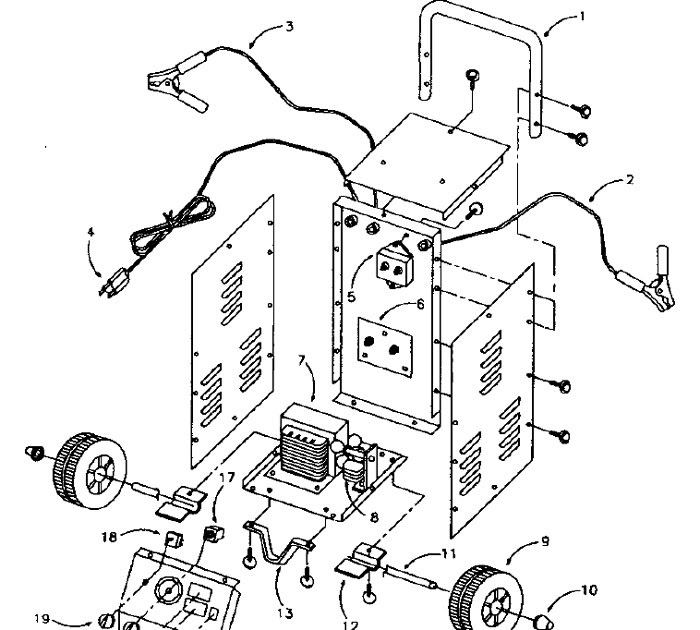 Acdc Welding Machine Circuit Diagram