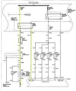 Wiring Manual PDF: 2004 Hyundai Santa Fe Fuel Pump Wiring