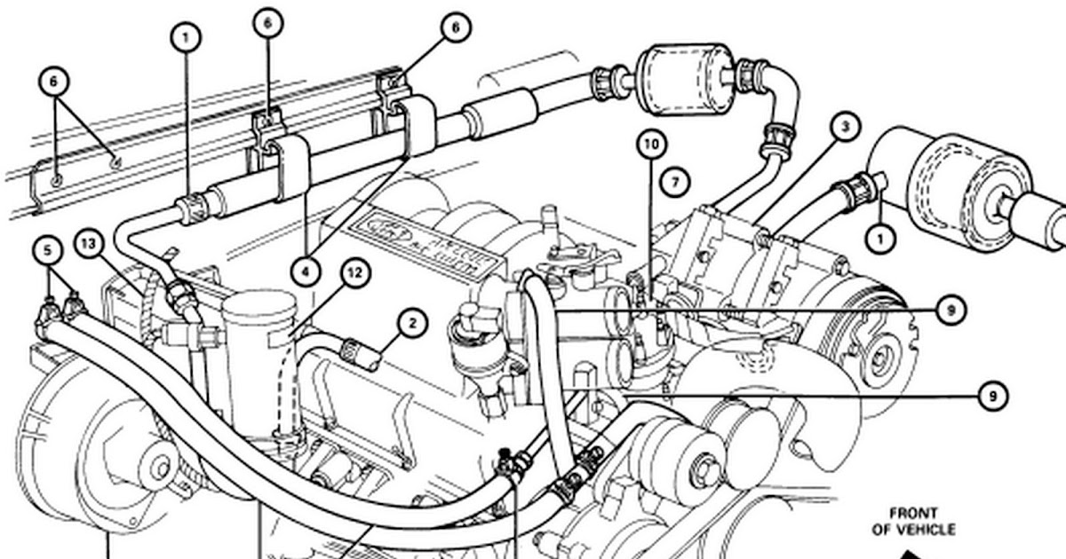 1999 Ford Expedition 54 Litre Engine Diagram FULL HD