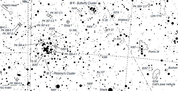 ASSA Bloemfontein: Deep-Sky Hunter Star Atlas