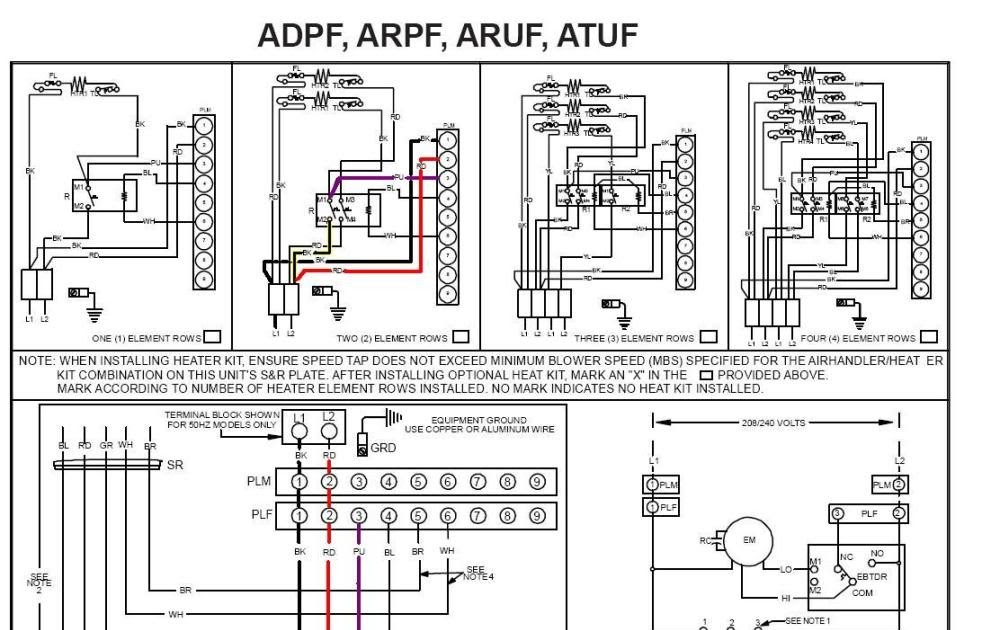 Furnace Wiring Schematics : How Do I Connect Two Furnaces