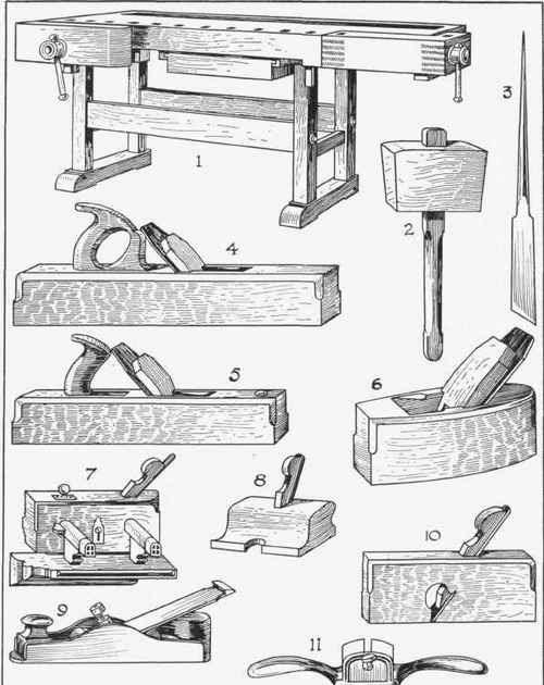 Woodworking tools hand plane ~ drop work