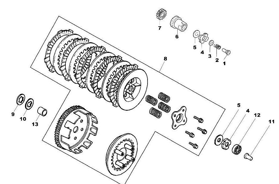 Autosportswiring: Basic Engine Parts Diagram