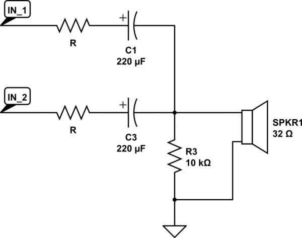 Sound Mixer Audio Mixer Circuit Diagram : How To Build An