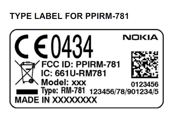 New Nokia 300/RM-781, NOKIA 303/RM-763, NOKIA 200/RM-761