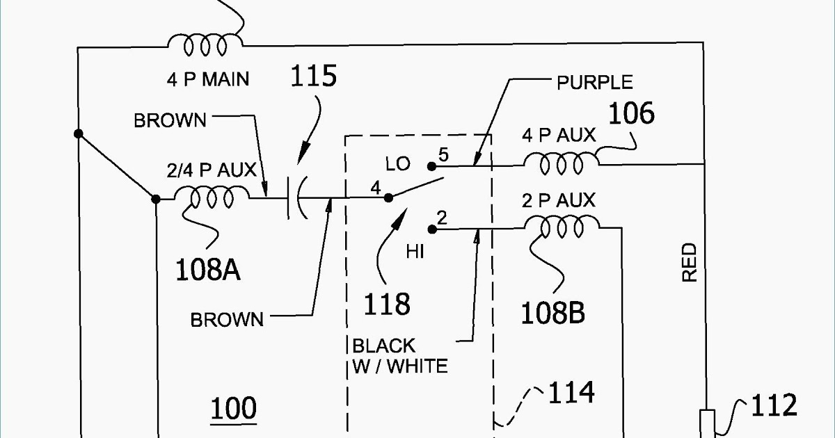 DIY Fixed: Century Electric Motors Wiring Diagram