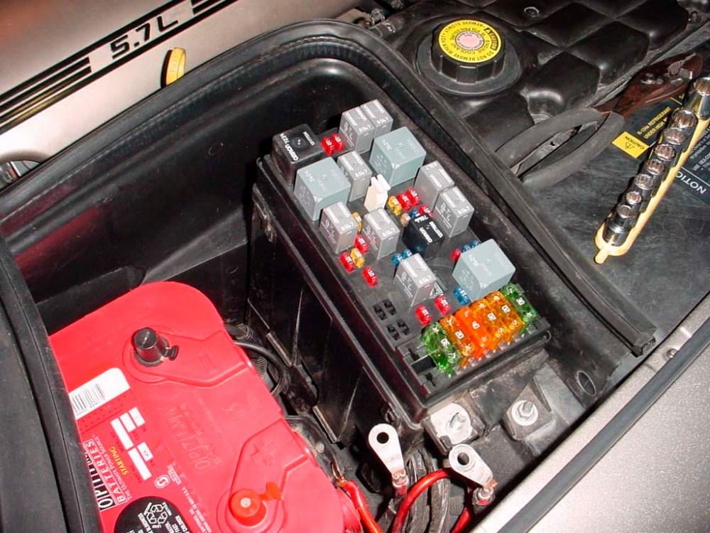 medium resolution of 1989 chevy corvette fuse box