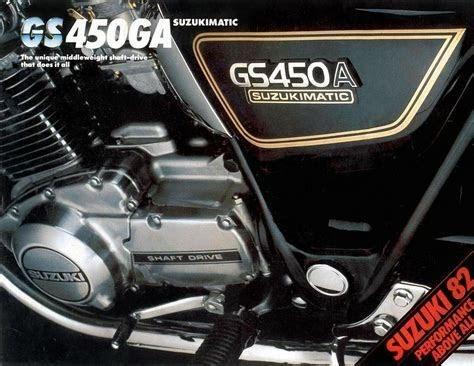 Free Download suzuki gs450 gs450tx 1981 1985 repair
