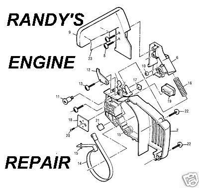 Wiring Diagram: 28 Mac 3200 Chainsaw Parts Diagram