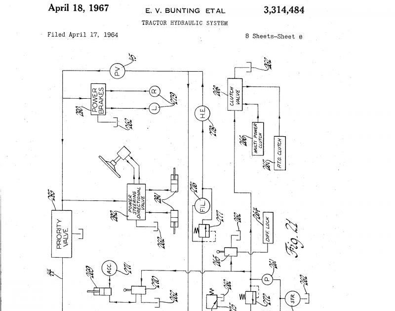 Ford 6600 Tractor Wiring Diagram : Ford 5000 Power