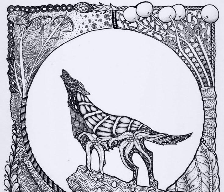 500 abarth Wolf Ausmalbilder Zum Ausdrucken  Wolf