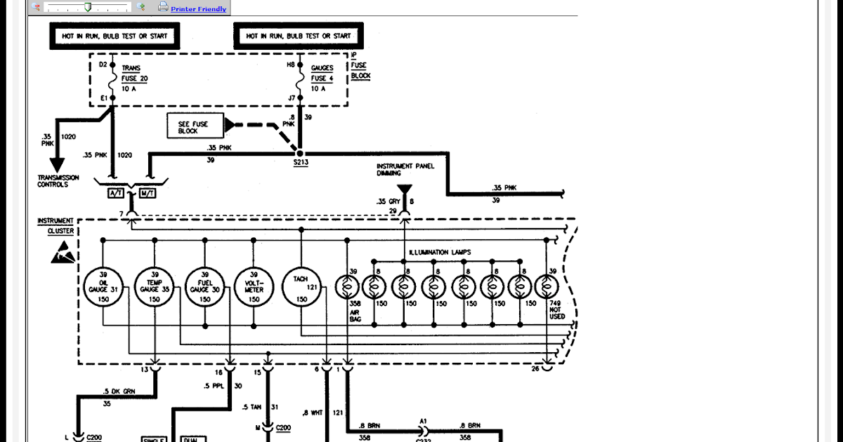 Wiring Diagram Database: 2000 Chevy Blazer Gas Tank Diagram