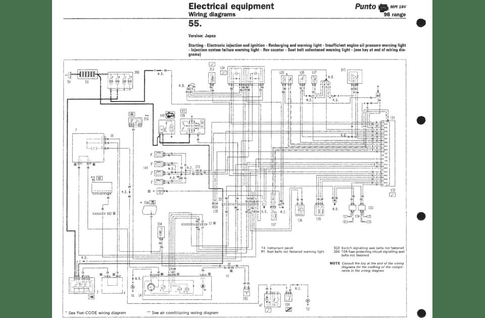 Fiat Punto 176 Radio Schaltplan Pdf