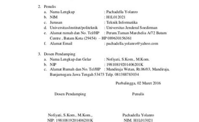 Contoh Cover Makalah Mahasiswa Unsyiah Kumpulan Contoh Makalah Doc Lengkap Cute766