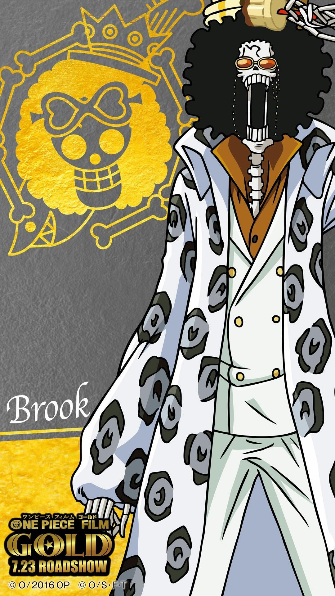 Brook One Piece Wallpaper : brook, piece, wallpaper, Piece, Brook, Wallpaper, Phone, Anime