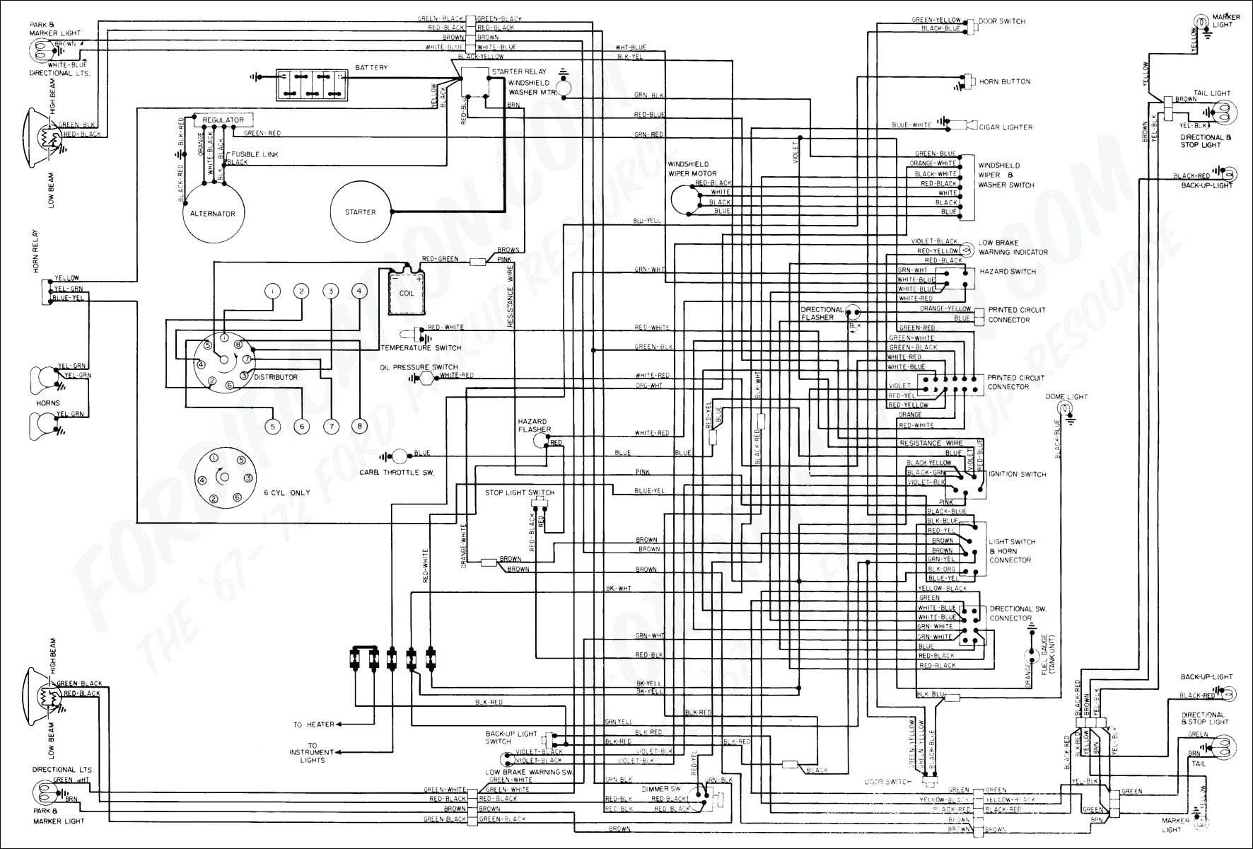 [DIAGRAM] 1961 1963 Ford F 100 Wiring Diagram FULL Version