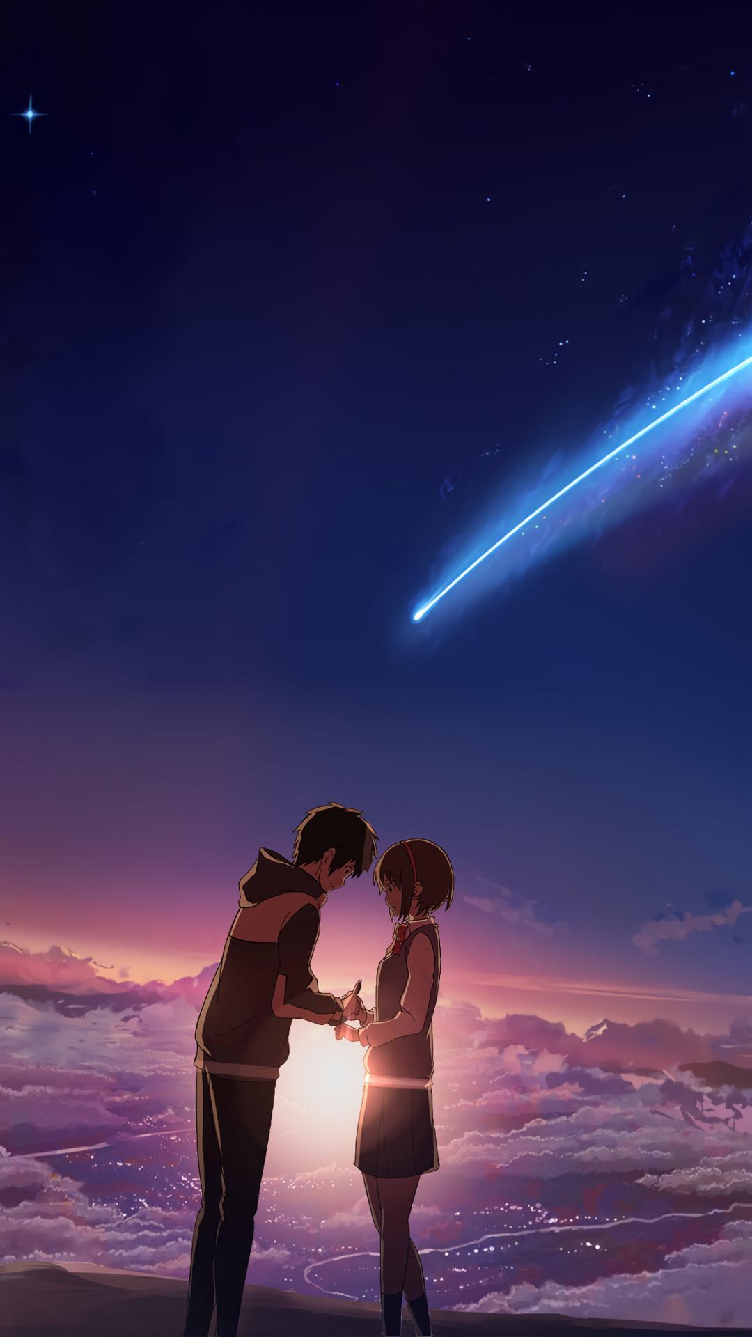 Wallpaper Anime Romantis : wallpaper, anime, romantis, Wallpaper, Anime, Romantic, Tachi
